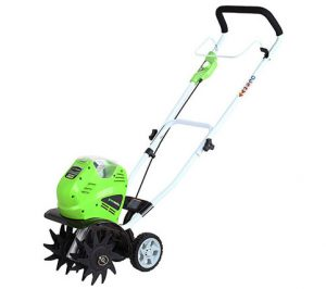 GreenWorks 27062 Cordless Cultivator